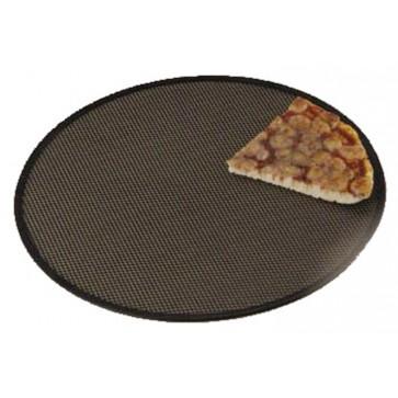 Retina tonda in alluminio Ø cm 33 professionale per pizza focaccia