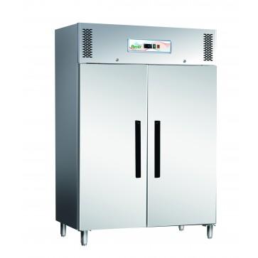 Armadio frigorifero ventilato Lt 1173 inox AISI 430 GN 2/1 +2°/+8° C ECV1200TN
