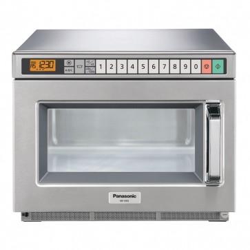 FORNO A MICROONDE PANASONIC 1600 Watt NE 1653 Professionale Digitale MF Lt 18