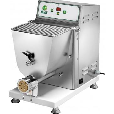 Macchina per pasta fresca Kg 3,50 professionale estrusa estrusore inox MF V 230