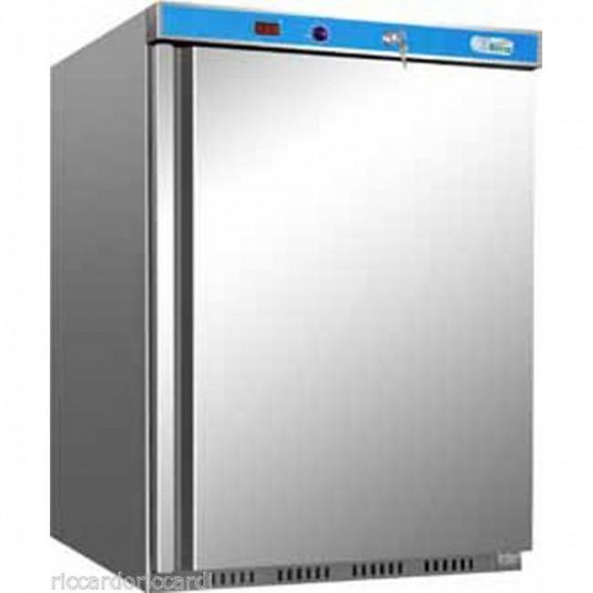 ARMADIO FRIGORIFERO 1 ANTA TN +2/+8 C ACCIAIO INOX frigoriferi ...