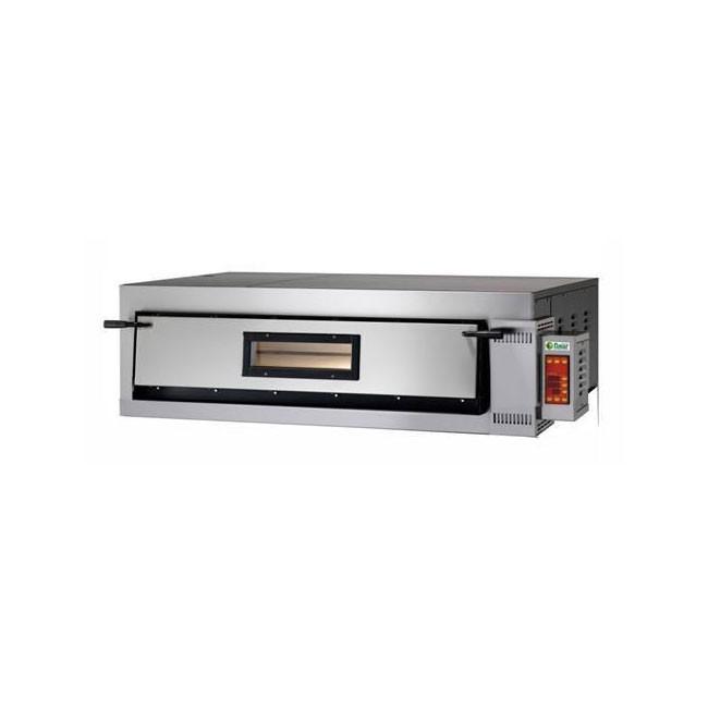 Forno elettrico pizza 1 camera cm 72x72 tf 400 v for Cottura pizza forno elettrico