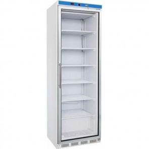 ARMADIO FRIGORIFERO 1 ANTA VETRO TN +2/+8 C BIANCO frigoriferi professionali 350