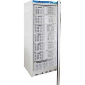 ARMADIO FRIGORIFERO 1 anta BT -18/-22 C bianco freezer con 13 cassette 555 litri