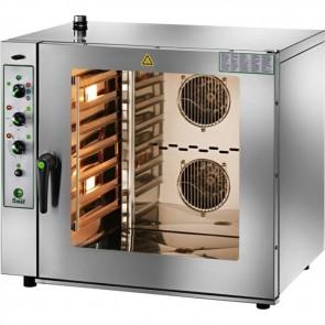 FORNO ELETTRICO VAPORE DIRETTO PER GASTRONOMIA professionale 12,5 KW 1250 watt