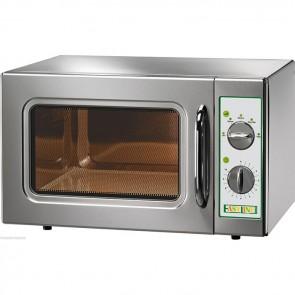 Forno microonde 1000 Watt acciaio inox professionale forni camera grande Lt. 30