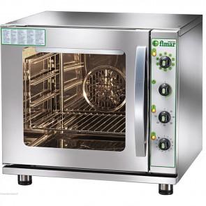 FORNO A CONVEZIONE ELETTRICO 4 GN 2/3 Gastronomia Griglie Ventilato Ristoranti