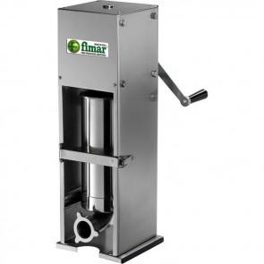 INSACCATRICE per carne manuale 7 litri verticale INOX professionale insaccare