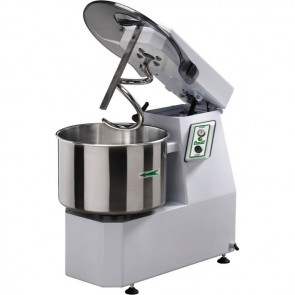 IMPASTATRICE A SPIRALE Kg 25 Testa Sollevabile Professionale Pizzerie TF V 400