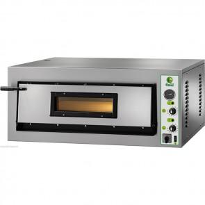 FORNO ELETTRICO PIZZA 1 CAMERA CM 72X108 TF 400 V Professionale 9000 W PIROMETRO