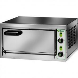 FORNO ELETTRICO PIZZA 1 CAMERA CM 40X40 MF 230 V Professionale 2200 Watt pizze
