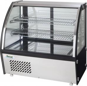 ESPOSITORE REFRIGERATO DA BANCO mm 695X462X670H +2°/+8°C professionale ventilato