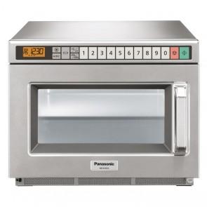 FORNO A MICROONDE PANASONIC 2100 Watt NE 2153-2 Professionale 2 piani MF Lt 18