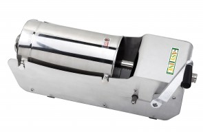 Insaccatrice per carne manuale 12 litri orizzontale INOX professionale Easyline
