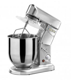 Impastatrice planetaria 7 lt professionale mescolatrice cucine ristoranti MF V 230