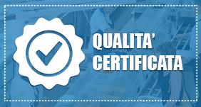 Qualità certificata